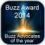 Buzz Advocate of the year